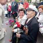День Победы! Праздник важный и значимый миллеровцы встретили с гордостью и волнением.
