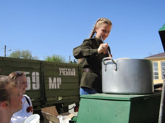 Волонтеры Шолоховского района