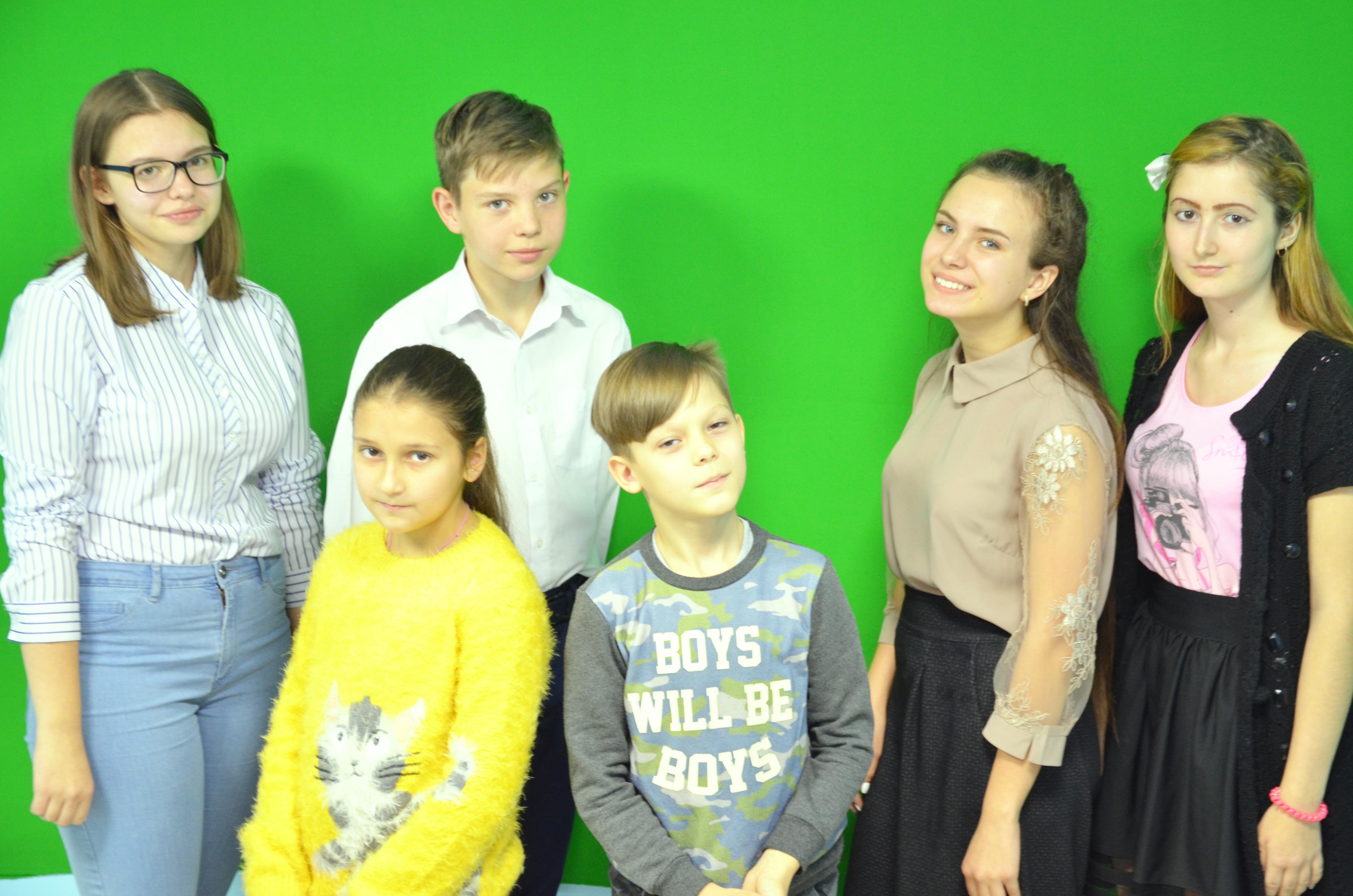 Юные журналисты рассказали всю правду о Миллеровских педагогах
