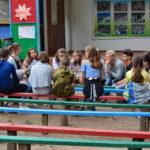 """Это было познавательно!Журналисты """"Севера Дона"""" провели волонтерские курсы для детей на базе отдыха """"Орленок"""", иначе, """"Центр туризма и экскурсий""""."""