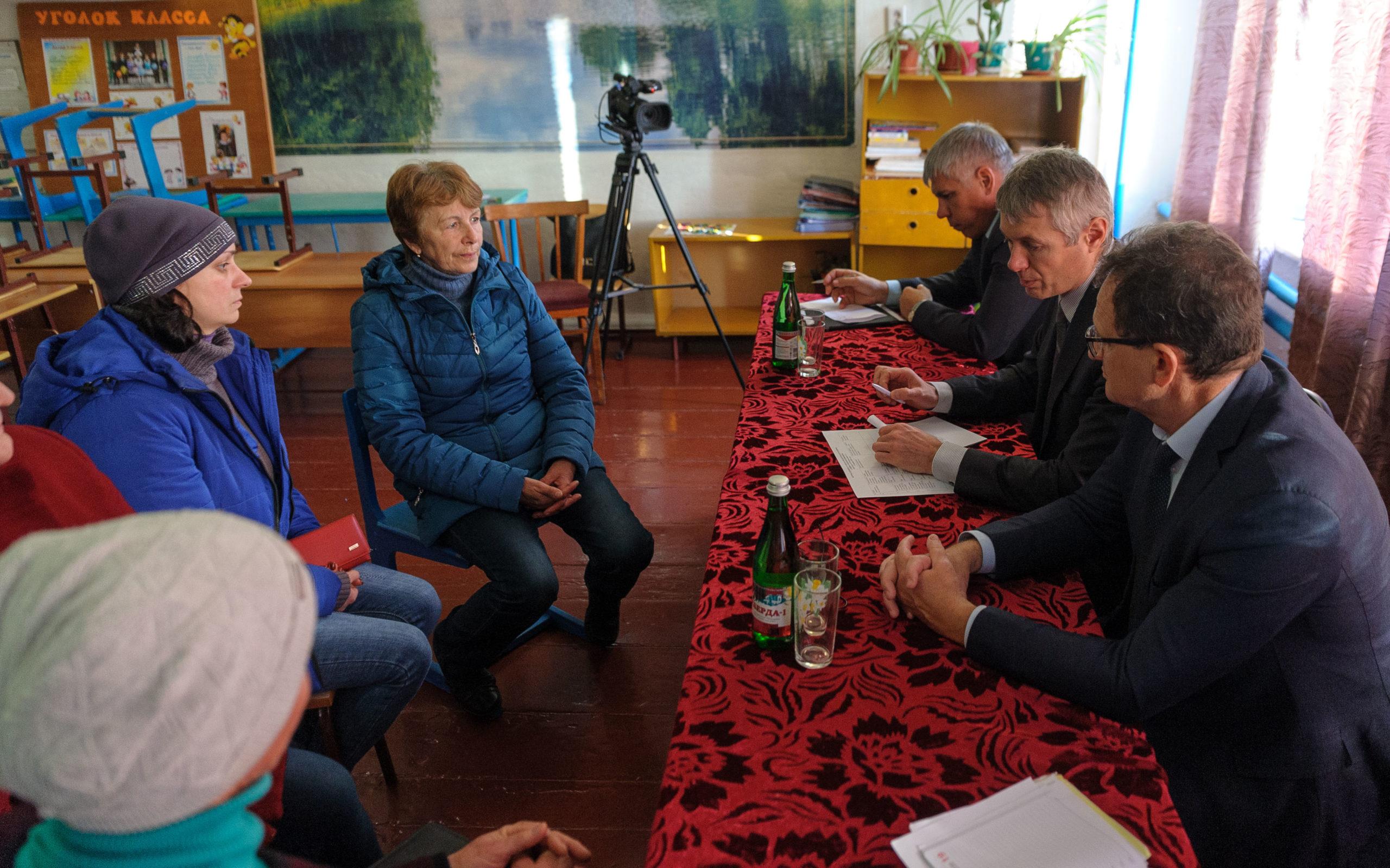 Жители Сулинского сельского поселения обратились к депутату за помощью