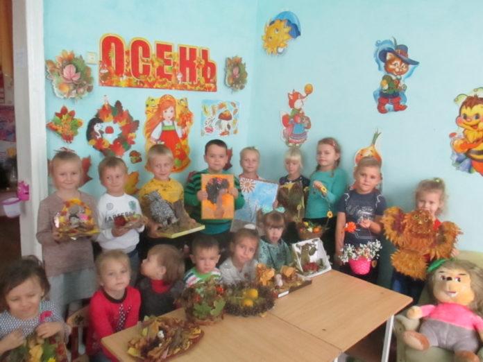 детский сад №6 в Миллерово