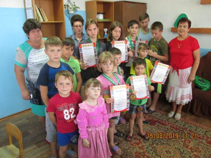 Информационный час «Государственные символы Российской Федерации» в Миллерово