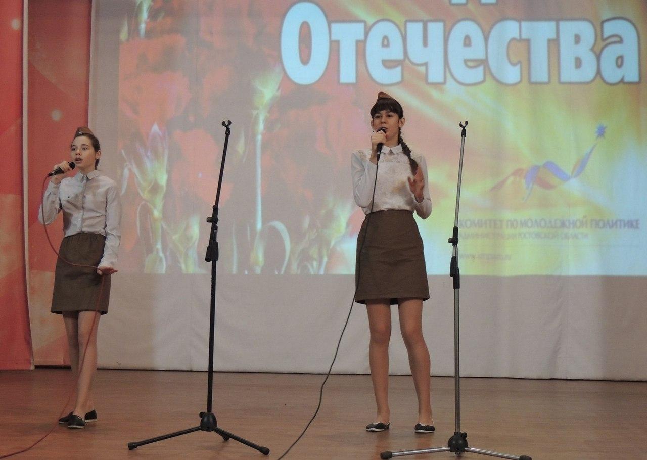 """""""Гвоздики Отечества"""" в Миллерово"""