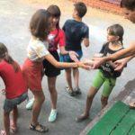 """В минувшую субботу, в Миллеровском районе прошло самое """"яркое"""" событие этого лета - Фестиваль красок."""
