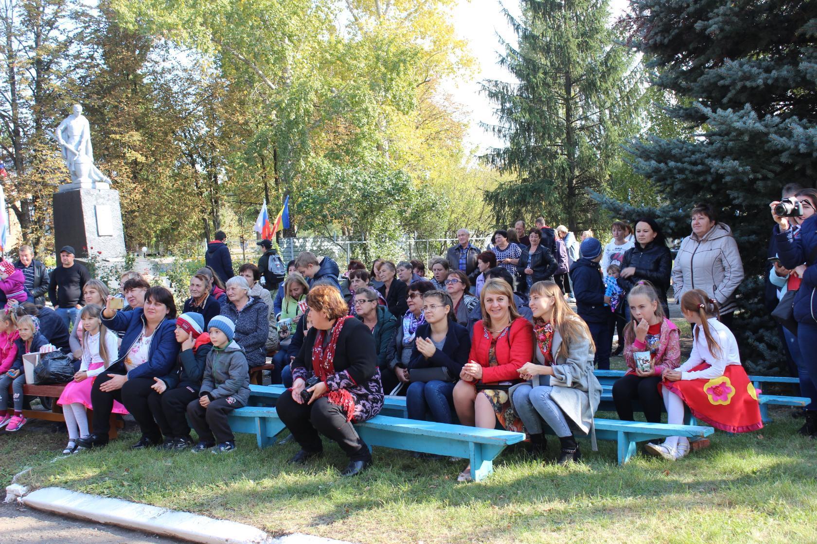 День Туриловского сельского поселения. Фото Н.Богучарова