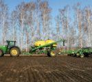Весенне-полевые работы в Милллеровском районе
