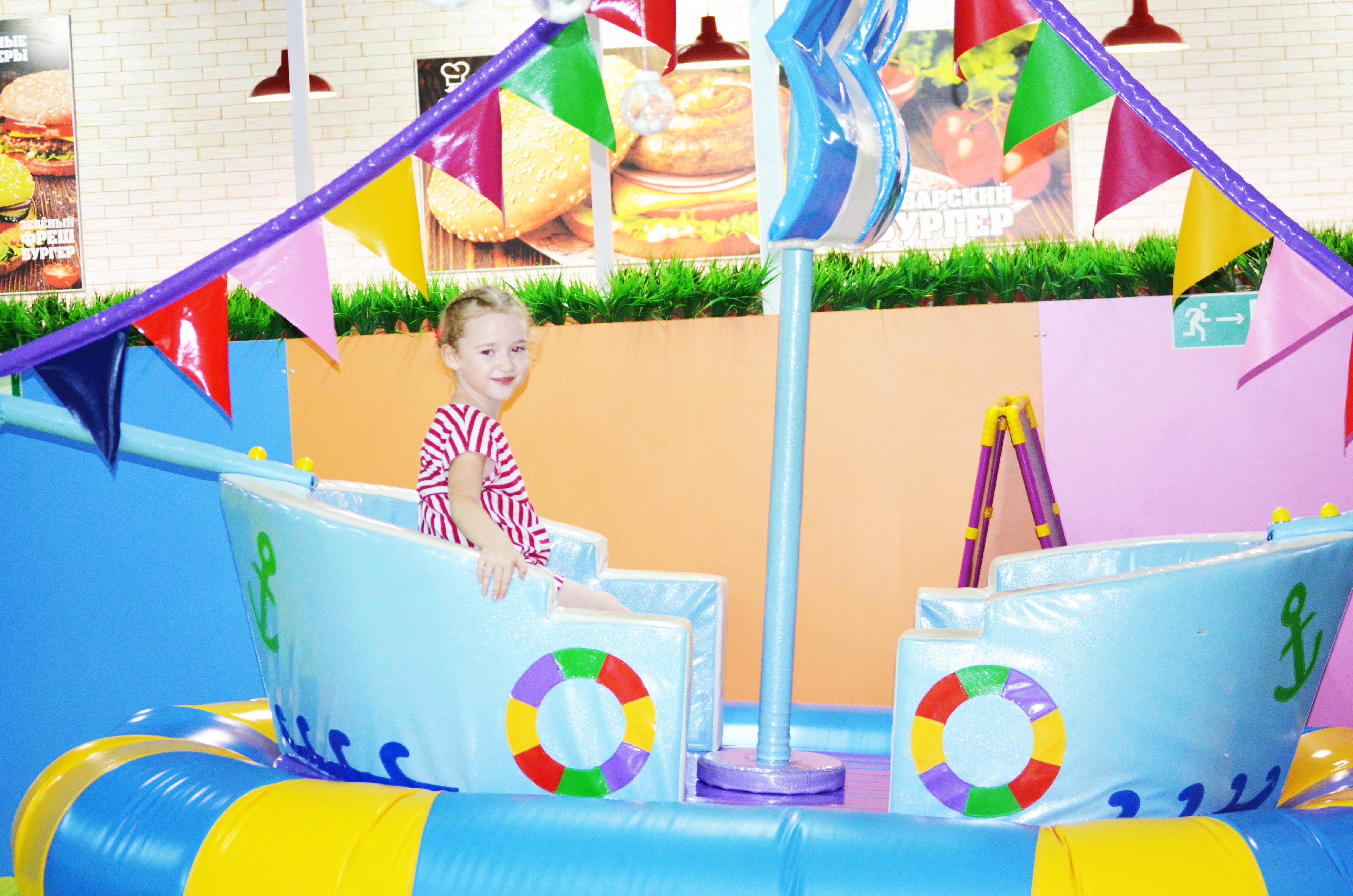 Самый запоминающийся день рождения! Где отмечался? Многие дети ответят- в «Островке»!