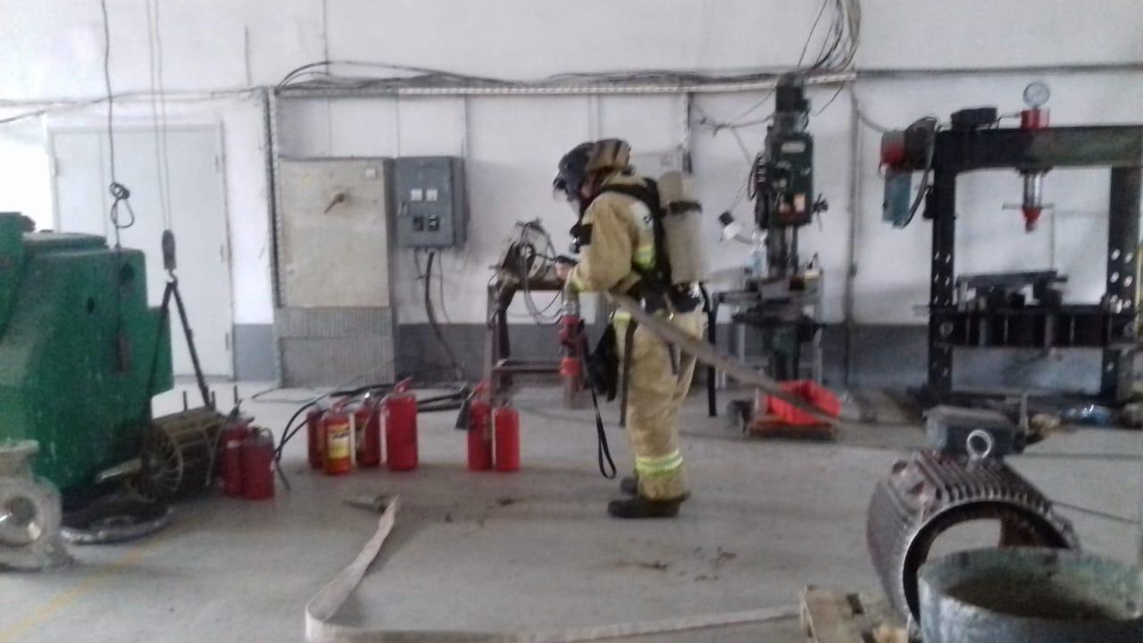 пожарный гарнизон Миллерово