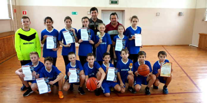 уличная баскетбольная лига Миллерово